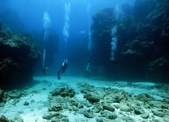 Interview with travel blogger rika of cubicle throwdown - Roatan dive sites ...